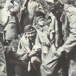 Wounded Greek PoWs