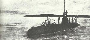 Austrian submarine  'U6'