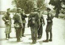 Mountain troops reach Galatas