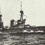 Battlecruiser 'HMS Invincible'