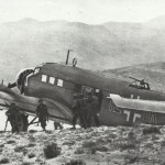 Ju 52 landed on Maleme airfield