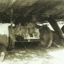 Loading of a 3.7-cm Pak 36 in a Ju 52