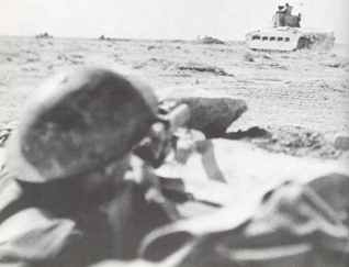 Matilda tank Operation Brevity