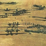 Supplies for the Afrika Korps by Ju 52s