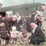 refugees flown back with Ju 52