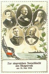 German victory at Jutland