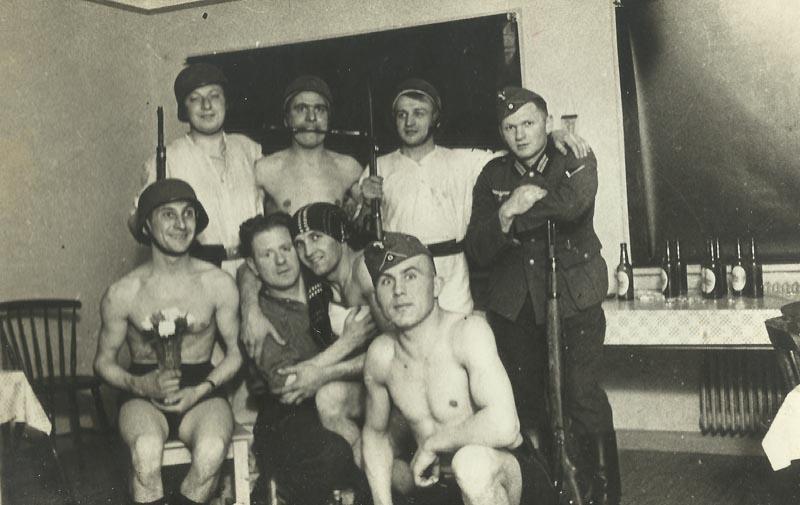German elite fighting force