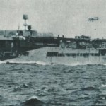 carrier HMS 'Furious'.