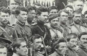 Soldiers of the Tsar.