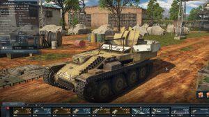 Anti-aircraft vehicle Gepard