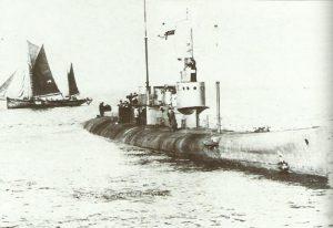 K-class sub