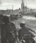 German troops in Tallin