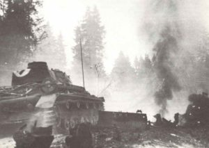 German tank spearheads are closing the Vyazma pocket
