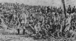 Portuguese Metropolitan expeditionary troops