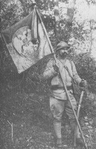 Serbian cavalryman