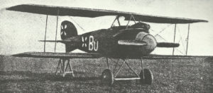 Albatros D I fighter