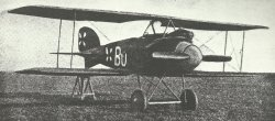 Albatros D I fighter