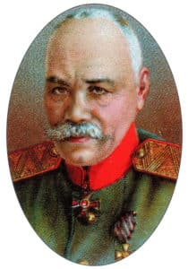 General Alexeyev, Russian Army Chief of Staff