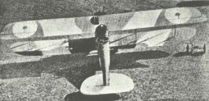 LVG C biplane