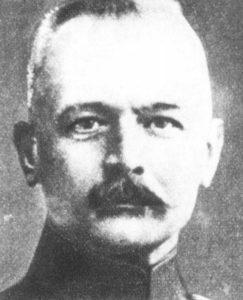 General von Falkenhayn