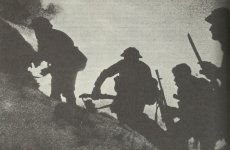 Assault of British commandos