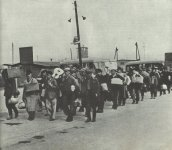 'Foreign workers' for the construction of 'Reichswerke Hermann Göring'
