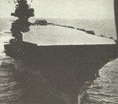 USS Enterprise at sea