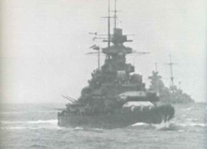 Operation Cerberus: the German capital ships in the Channel.