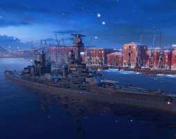 WoW – Battleship Kaiser
