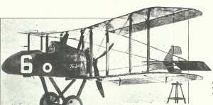 Royal Aircraft Factory F.E.8