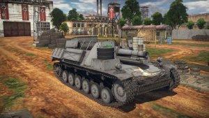 Tank destroyer Sturmpanzer II