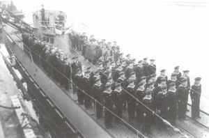 U-123 from Type IX B