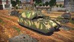 super-haevy tank 'Maus'