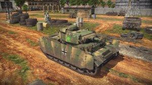 Panzer III N