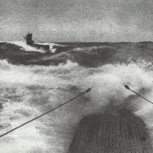Two U-boats