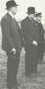 Lord Charwell and Churchill