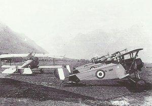 Italian Nieuport XI 'Bebe'