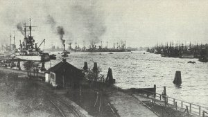 High Seas Fleet in Wilhelmshaven