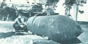 Pe-8 Bomber.