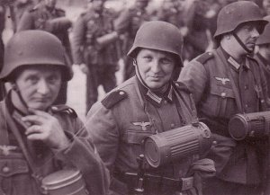 Soldiers of the Wehrmacht