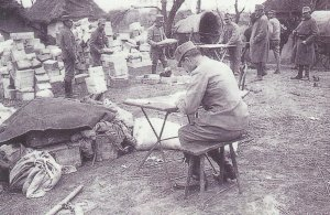 post sorting Eastern Front
