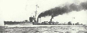 destroyer 'Towrer