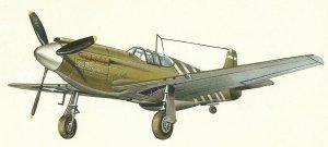 P-51A Mustang