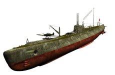 submarine I 19