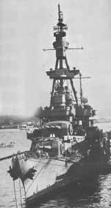 heavy cruiser Salt Lake City (CA-25)
