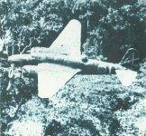 Japanese Ki-21 'Sally' bomber