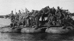 Russian reinforcements for Stalingrad