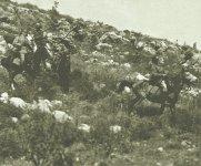 German lancers in Palestine