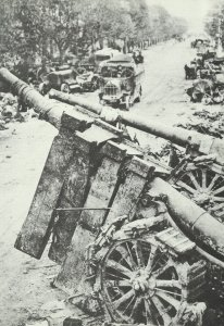 war material left by the Italians Piave