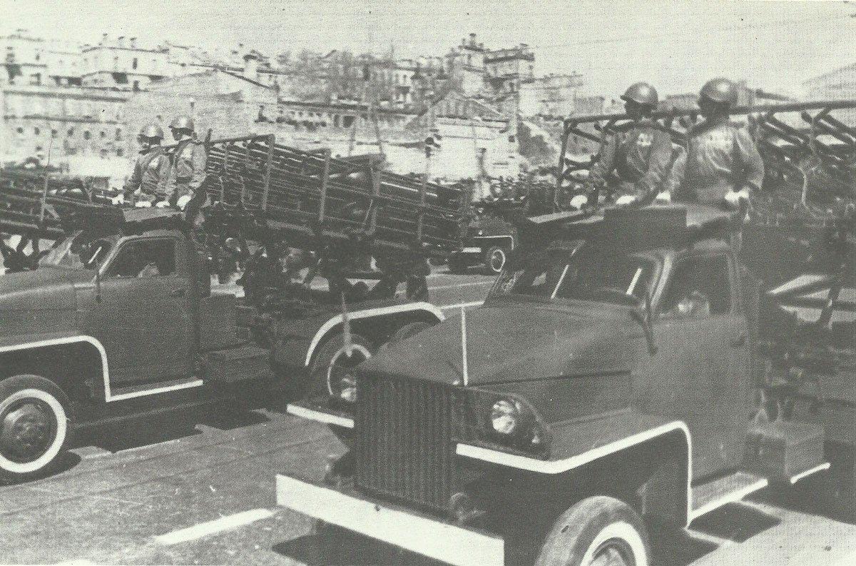 BM-13N Katyusha > WW2 Weapons
